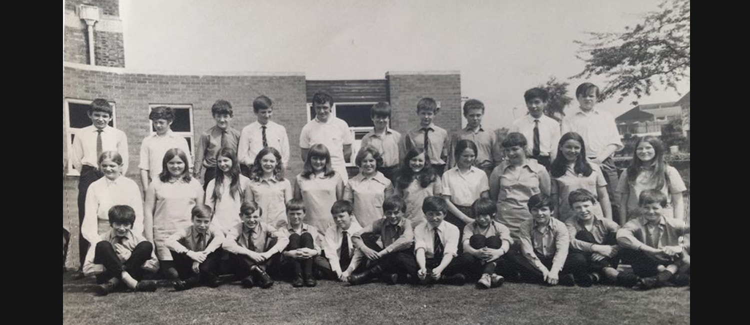 2nd YearStudents (yr 8): 1970