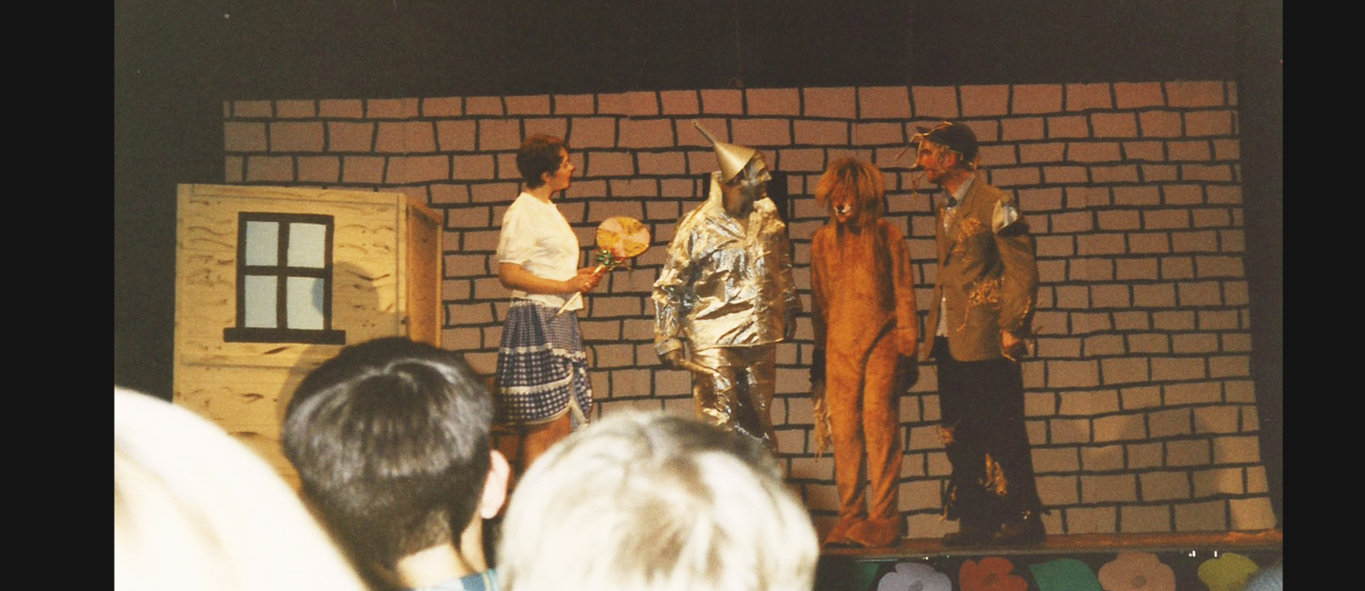Panto Production: The Wizard of Oz 1994