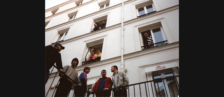 Paris Trip 1998