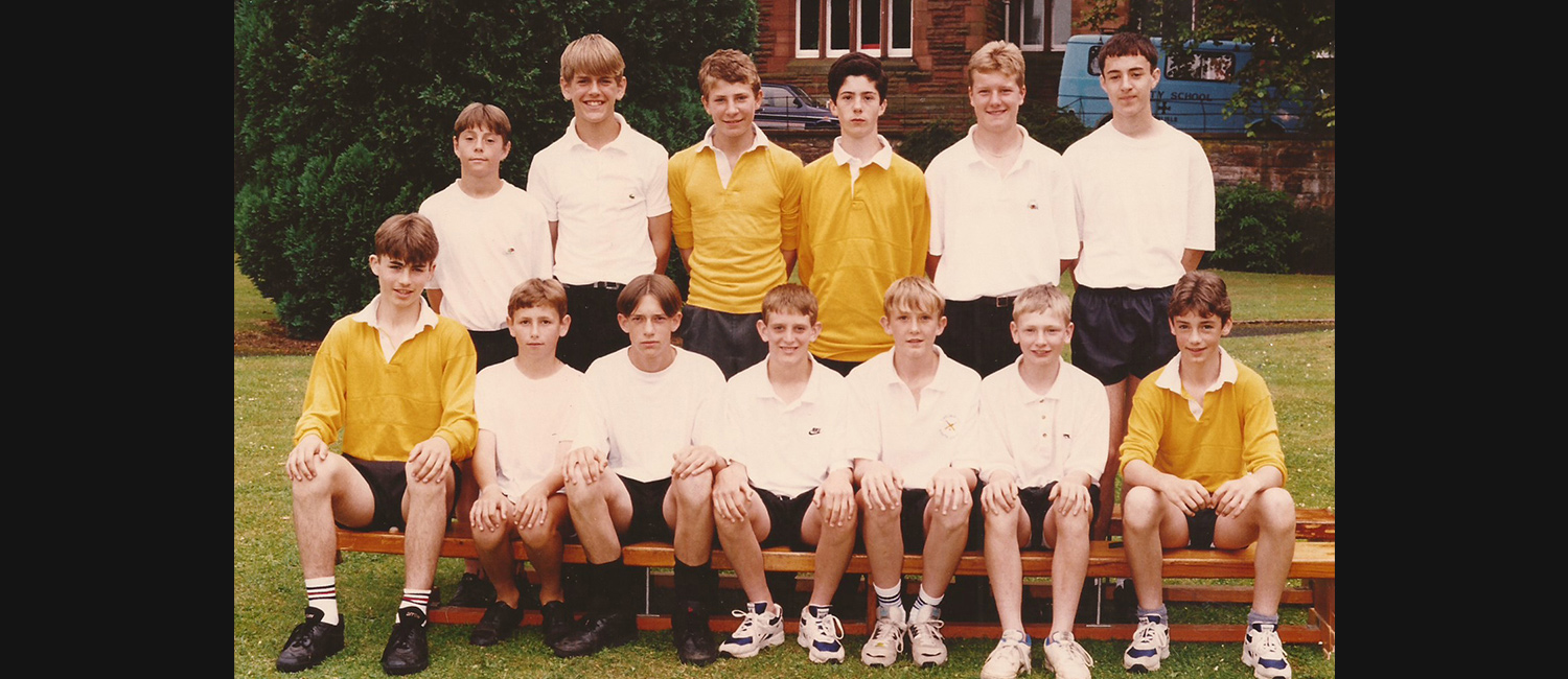 Rugby Team 1992-93