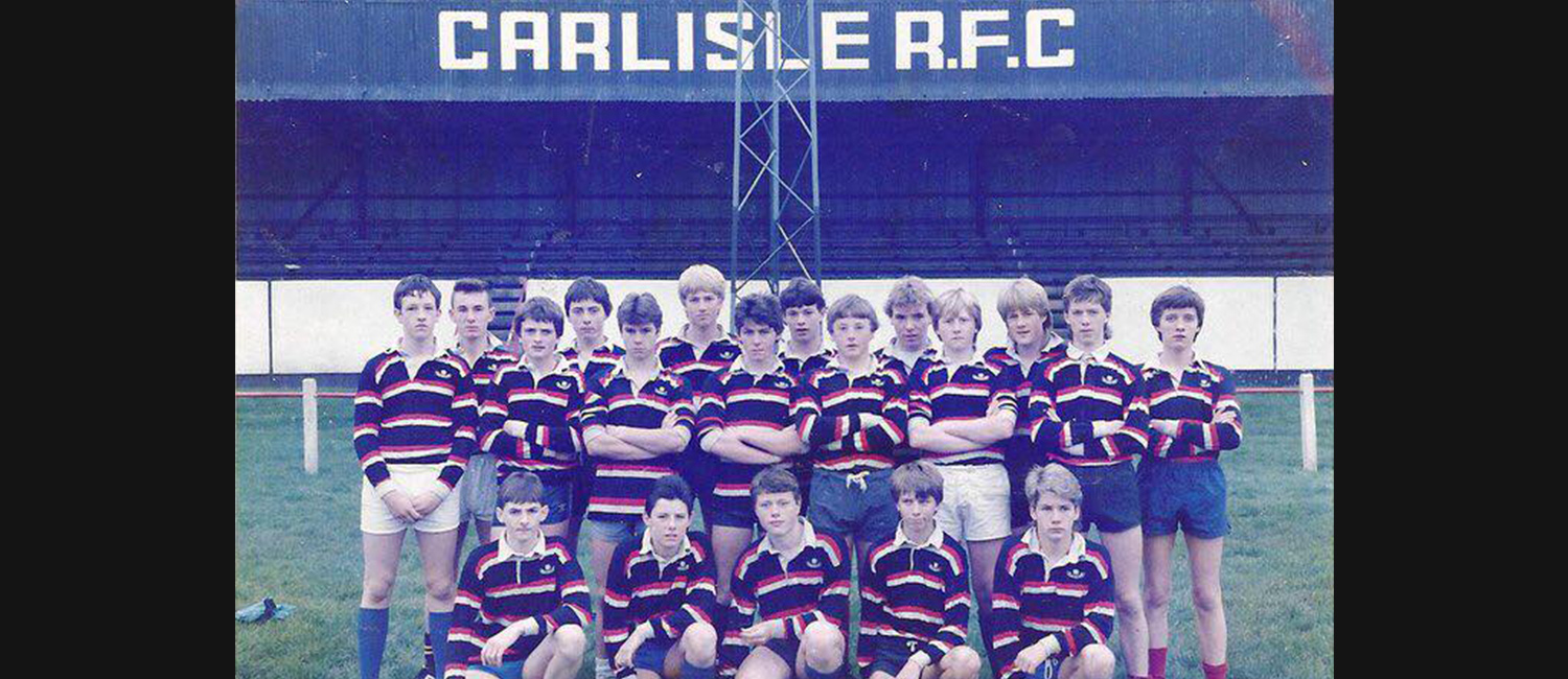 Rugby Team 1983-88