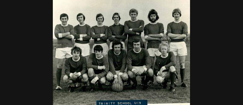 Under 19s Football Team 1971