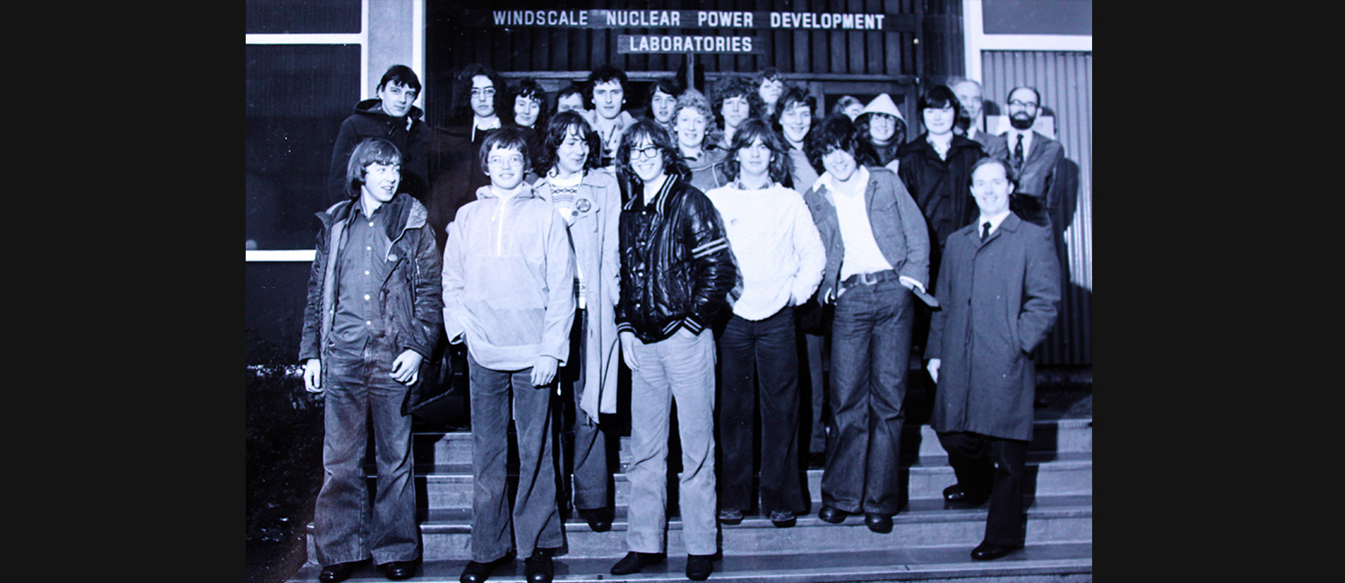 Science Trip: Windscale Nuclear Power Laboratories 1978