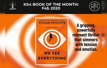 We See Everything - William Sutcliffe