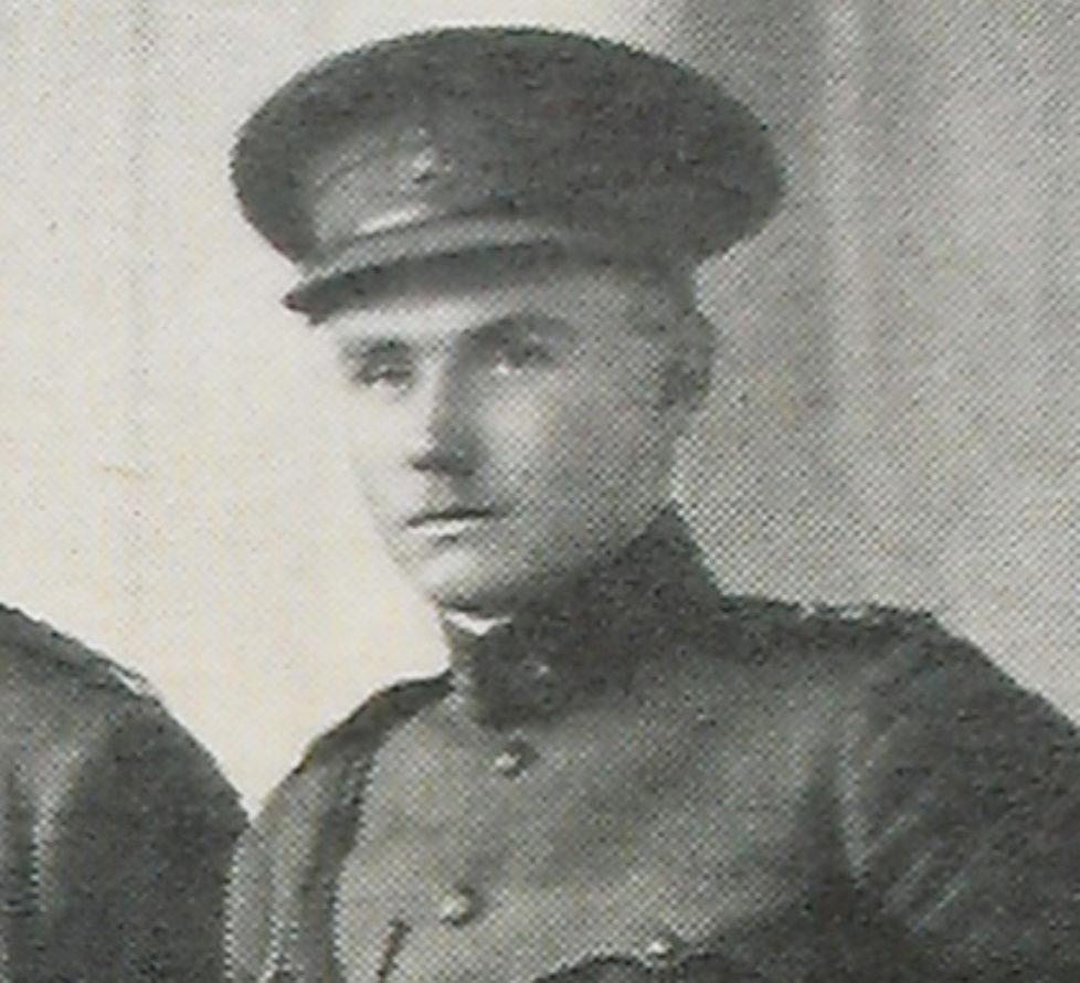 John Asheton Critchley
