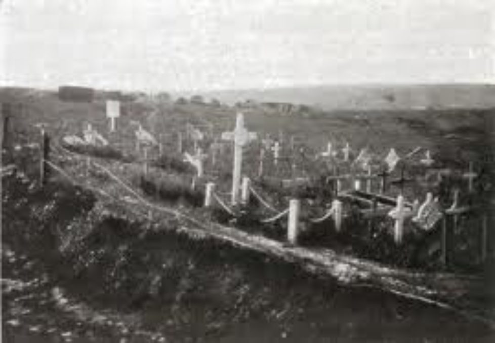 trones wood graves