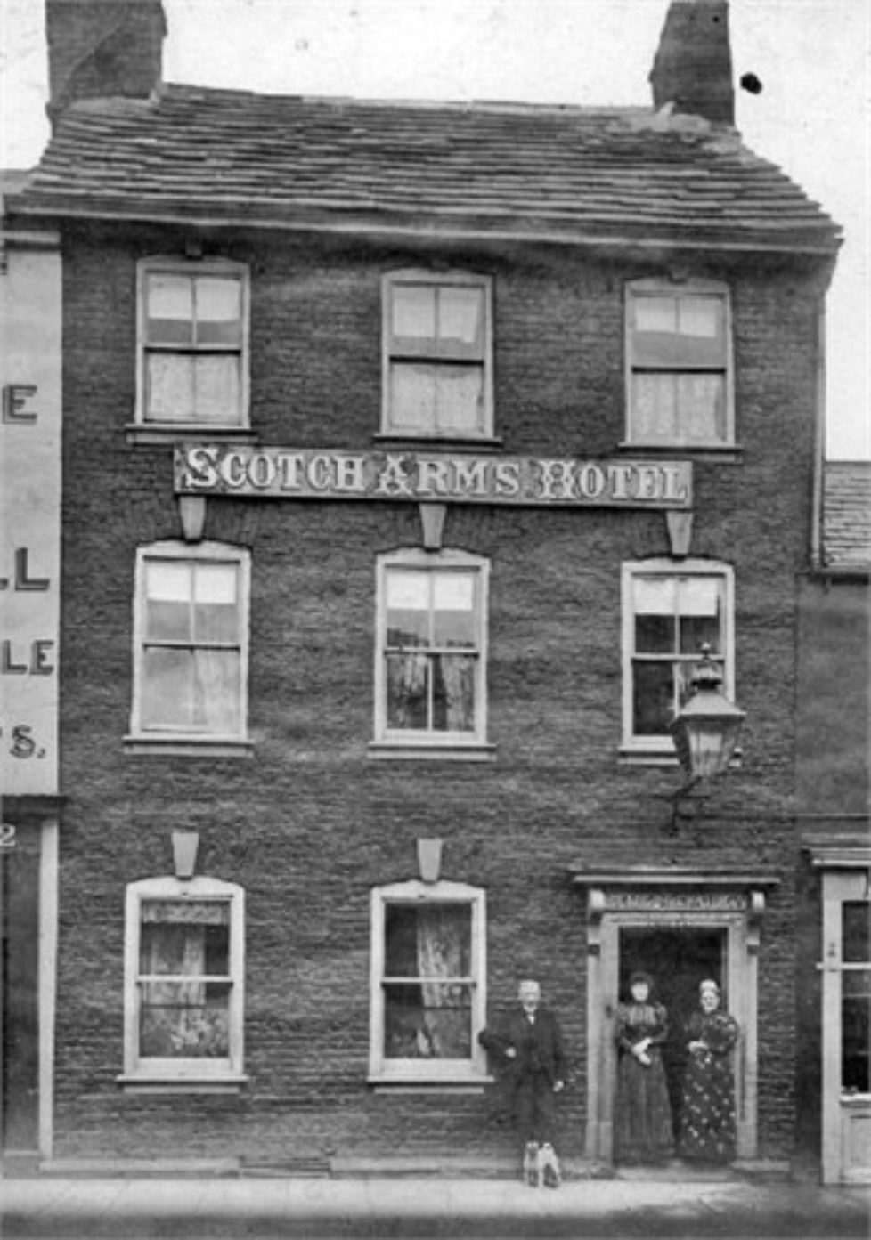 Scotch Arms, Rickergate