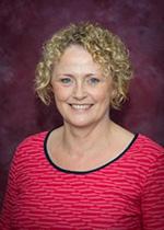 Mrs C Robinson - Staff Governor