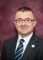 Mr S McDermott - Appointed Governor