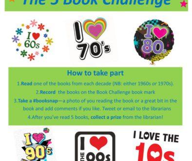 5 book challenge