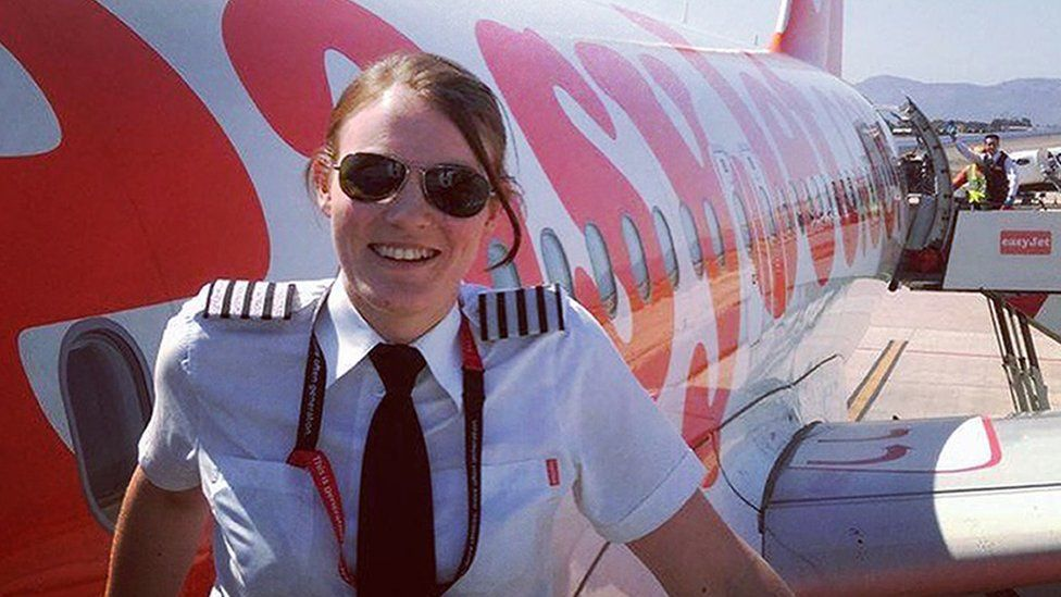 Kate McWilliams – Youngest Female Airline Captain