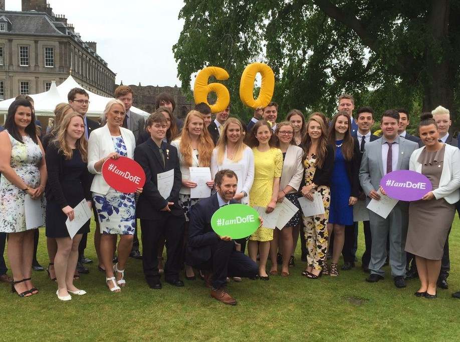 Student Success – Duke of Edinburgh Gold Award
