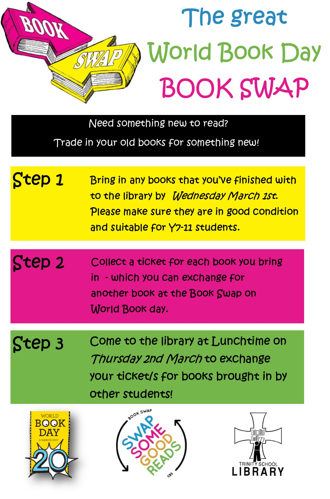 Book swap flyer.pub