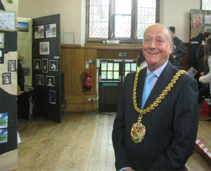 Mayor-Colin Stothard