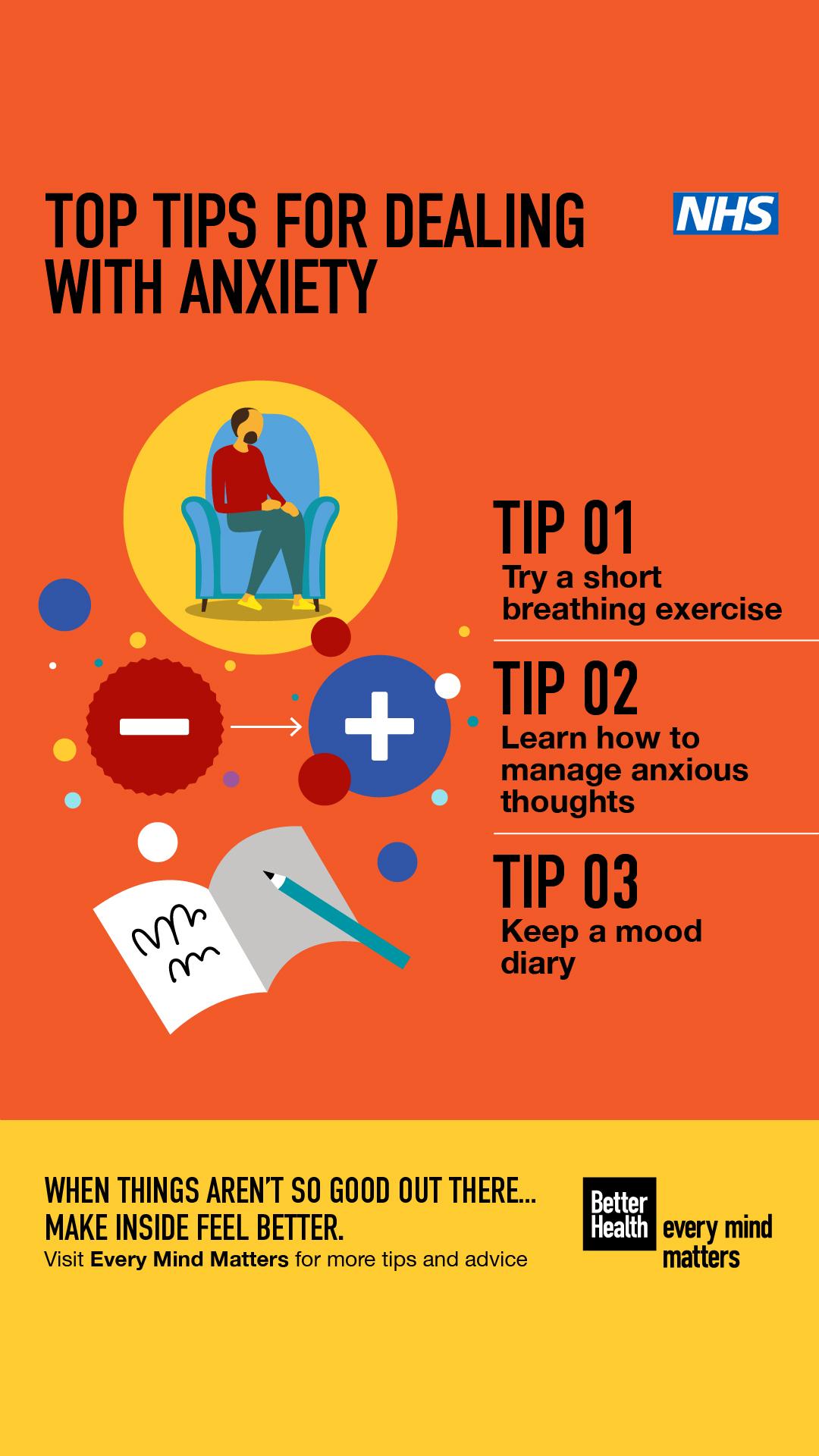Menatl Health Tips Square Presentation