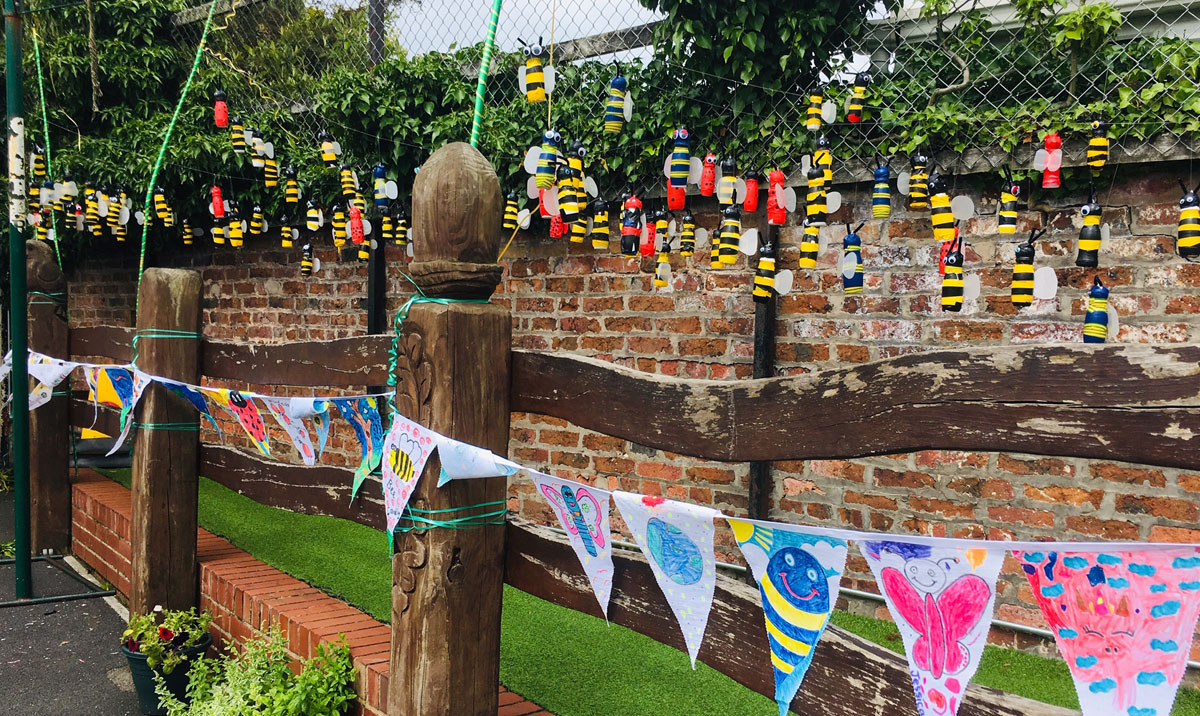 Britain in Bloom – Garden Art Project
