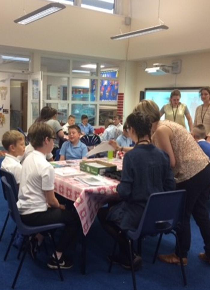 Student Success – British Artists Workshop at Kingmoor