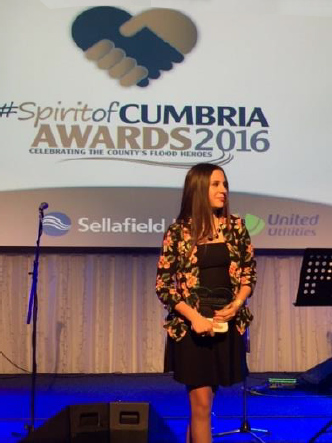 Student Success- Spirit of Cumbria Awards