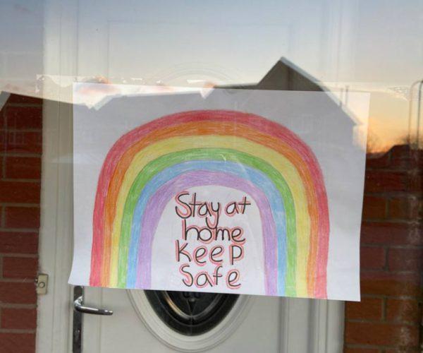 rainbow-message