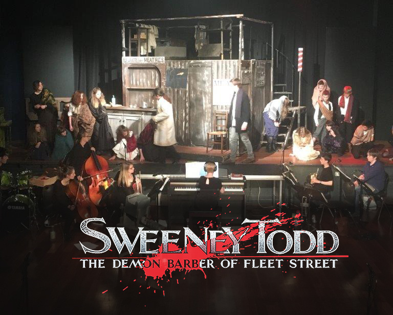 Sweeney Todd Gallery